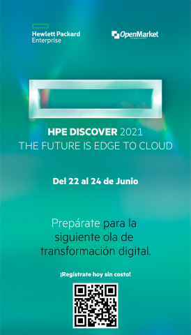 #HPEDISCOVER 2021 uqr.to/syz7